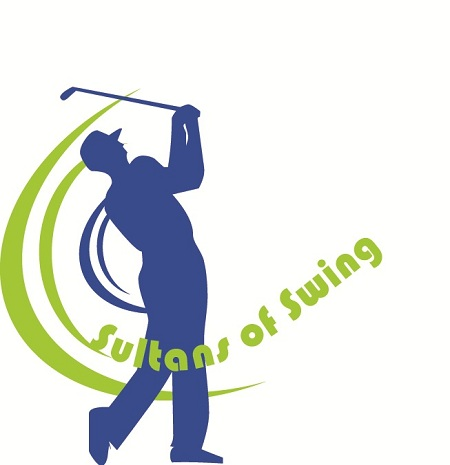 Sultans of Swing Golf Tour Logo