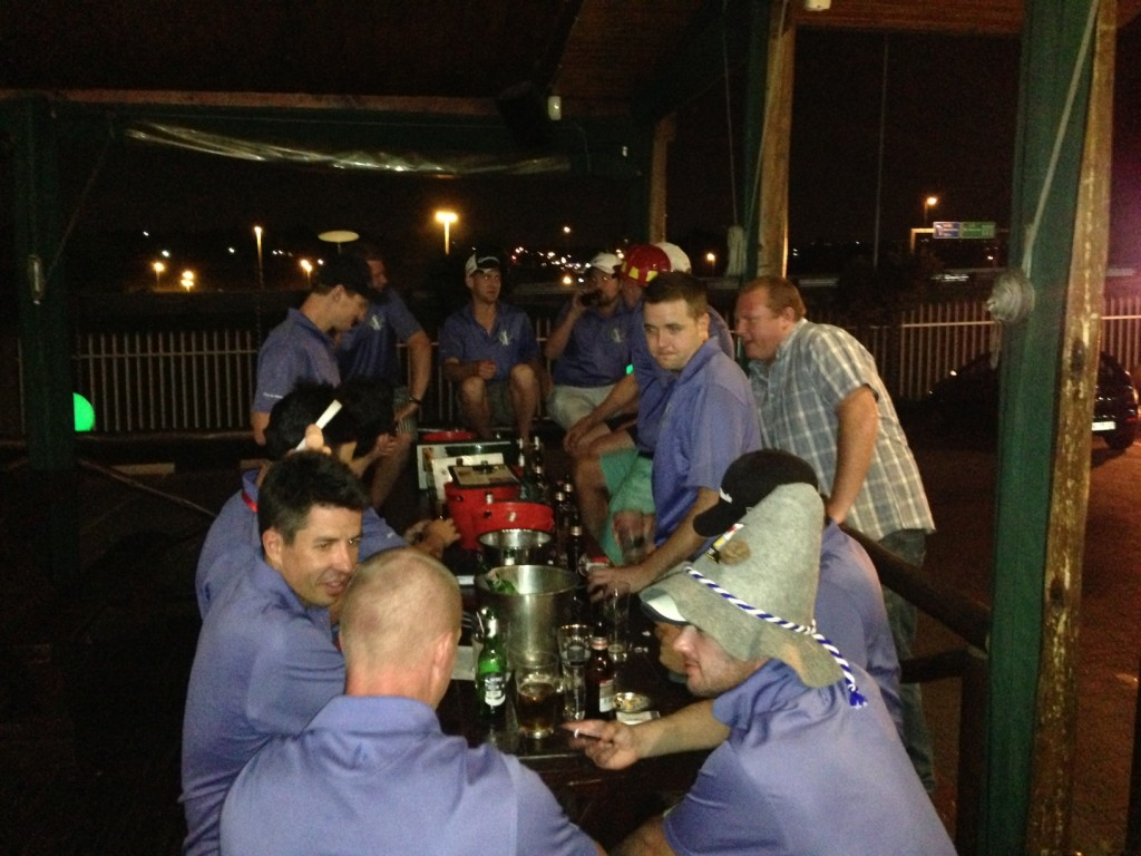 Golf Fines at The Keg & Beagle in Linksfield