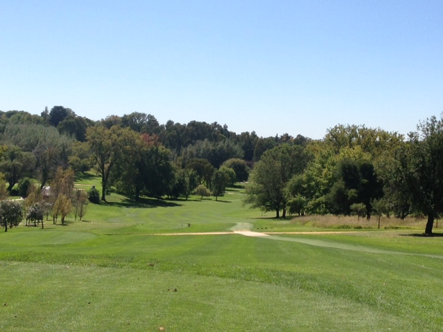 Royal Johannesburg East Course 11th Hole
