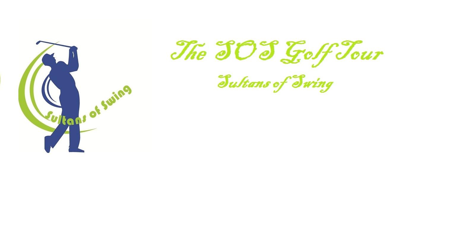 SOS Golf Tour Logo