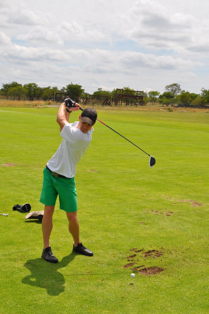 Gareth Greensill, SOS Golf, SOS Golf Tour