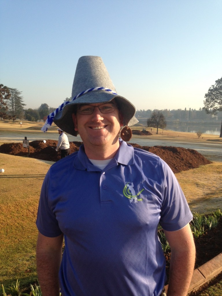 Neil Beaumont, SOS Golfer