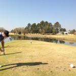 Benoni Lake Golf Club - 16th hole