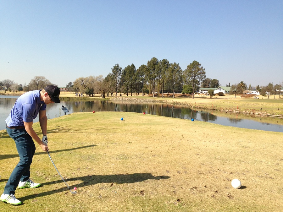 Benoni Lake Golf Club - 16th hole