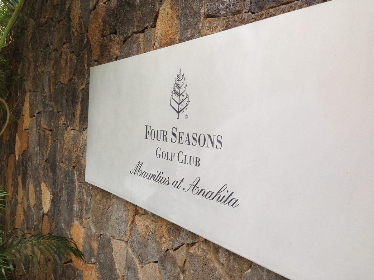 Four Seasons Golf Club Mauritius at Anahita