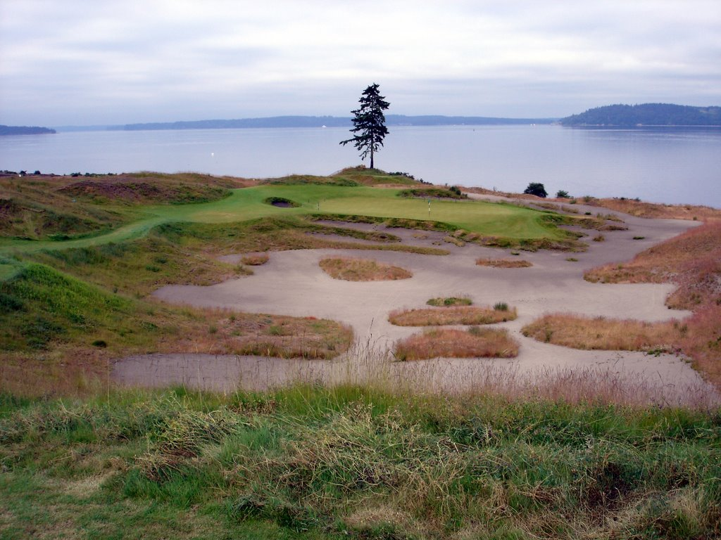 Chambers Bay: Goat track, equaliser or publicity stunt?