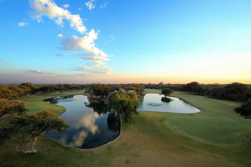 Northern Cape Golf Courses