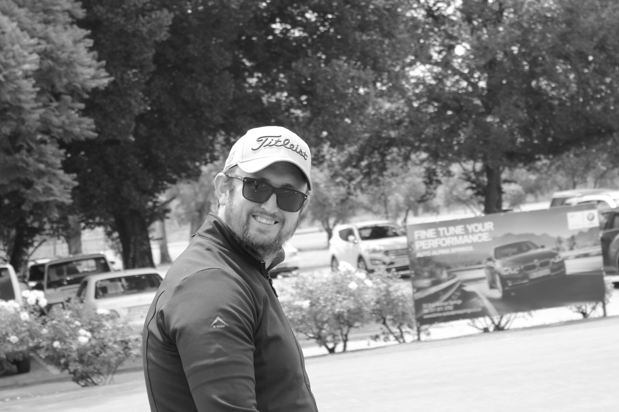 Damian Murphy Golf